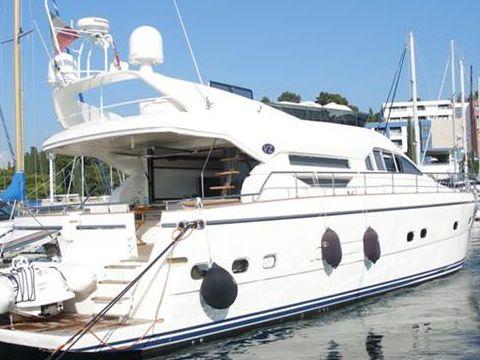 Vz Yachts 18 Fly