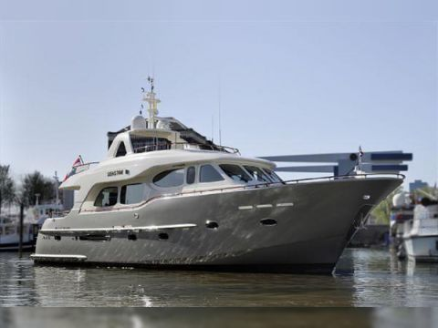 Seastar 63 Compact Superyacht