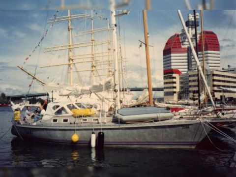 Aluboot Caribbean 40