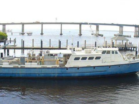 Swiftship 105 Salvage Vessel