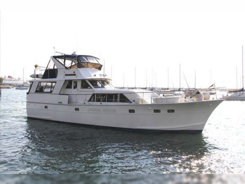Hatteras 58 For Sale Daily Boats Buy Review Price