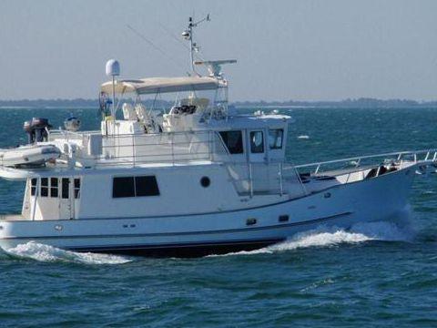 Cherubini 50 Trawler