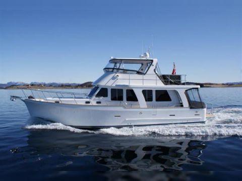 Explorer Motor Yachts 50 Sedan