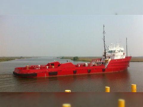 Offshore Supply Vessel Supply vessel