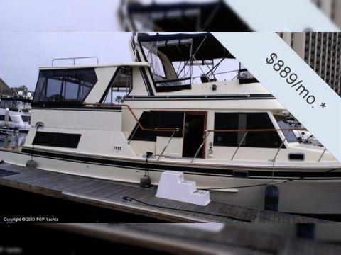Fu HWA Sundeck Trawler 42