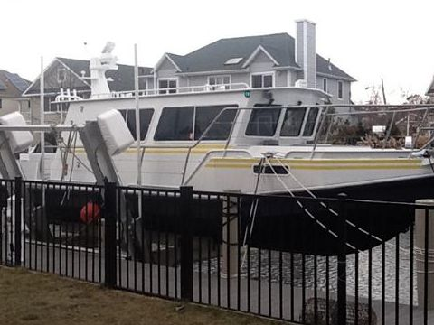 aluminum chambered boats  expedition cabin cruiser  sale daily boats buy review