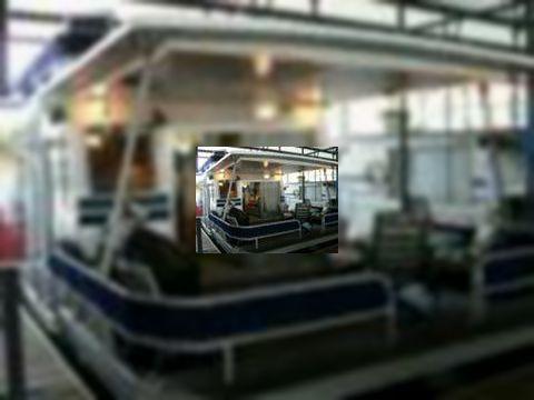Jamestowner 58 Houseboat
