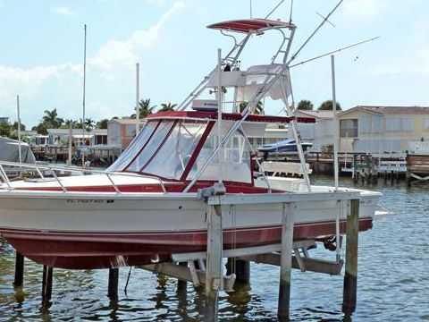 Strike Yachts 29 CC