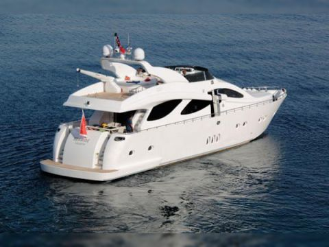 Puma Yachts 78