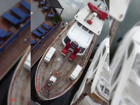 Wheeler Trawler 65'