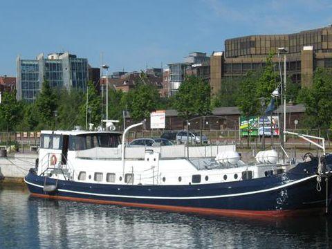 Dutch built restaurant,Lve aboard,Flat bottom,MultipurpL Restaurant,Live aboard,Flat bottom,Multipurpose