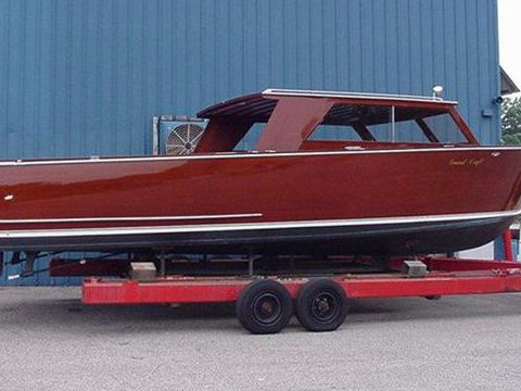 Gulf Craft 34