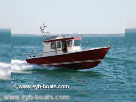 Targa Boats 27.1 Used Power Boat Targa 27.1 For