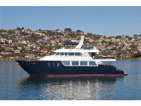 MCP Yachts 98