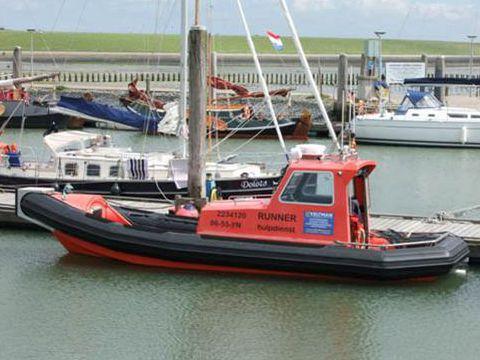 Rescue vessel RIB