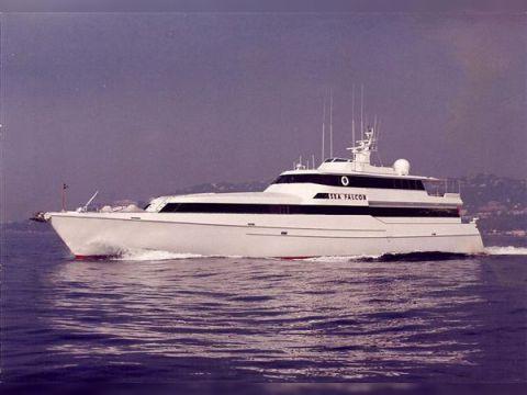 Angus Motor Yacht Flushdeck