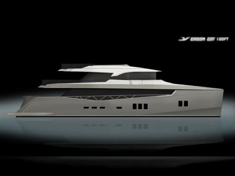 Dream Cat Motoryacht