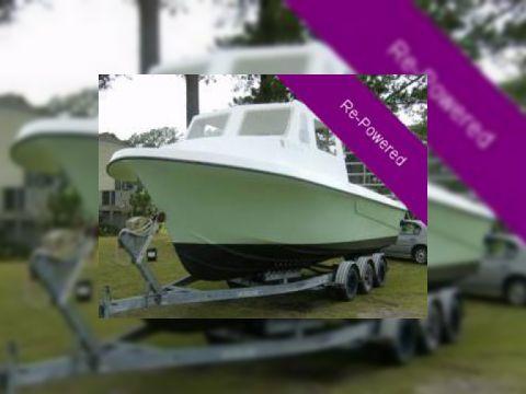 Privateer 25 Beaver Boat