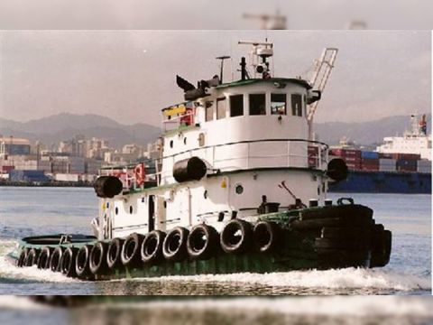 1966 95' x 20' x 13' 1700hp Twin Screw Model Bow Tug 1966 95' x 29' x 13' 1700 hp Twin Screw Model Bow Tug