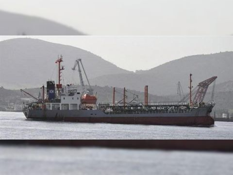 OIL PRODUCT TANKER - DOUBLE BOTTOM(HSS 2114)