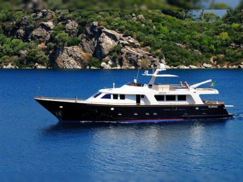 Rossato Long Range Yacht