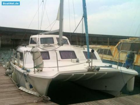 Bluewater Yachts Catalac 900