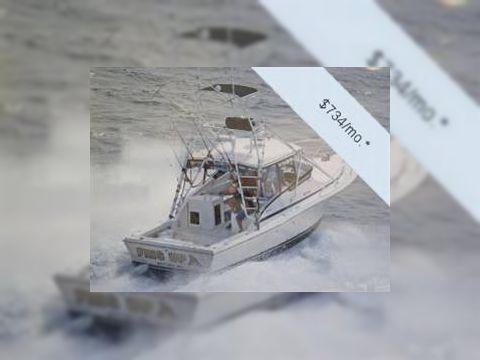 Dawson 33 Express Sportfisherman