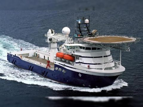 Dp2 Dive Support Vessel