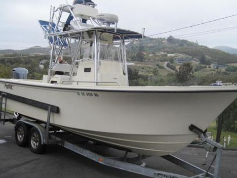 Parker 2501 Cc For Sale Daily Boats Buy Review Price