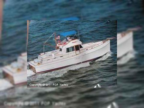 Tiffany 46 Trawler