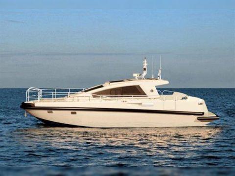 2012 44' Fast Coastal Patrol Boat 1300 hp/40+ knots