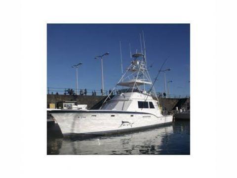 Hatteras 54 Sportfish