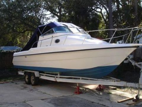 Gulf craft walkaround for sale daily boats buy review for Gulf craft boats for sale
