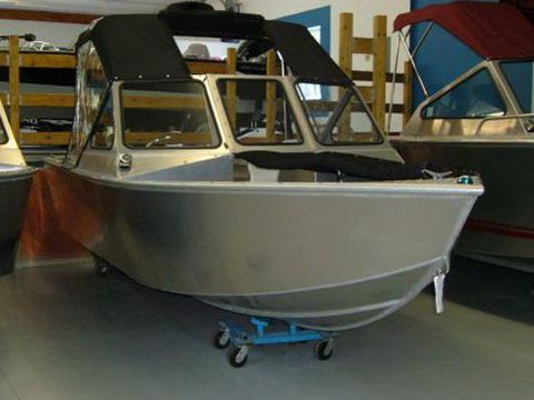 Stanley Mink 18 Dual Console Bowrider