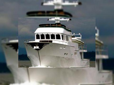 Northern Marine Long Distance Pilot House Trawler