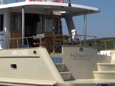 Risultati immagini per yacht Pasimafi V