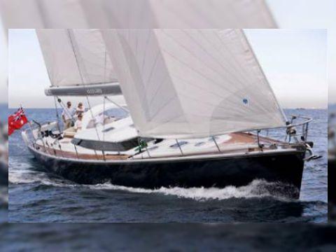 Azzura Yachts Warwick 67