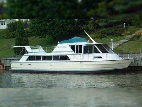Whitcraft 50 House Cruiser