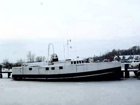Commercial fishing vessel for sale daily boats buy for Commercial fishing boats for sale by owner