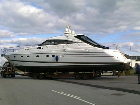 Princess V65 For Sale Daily Boats Buy Review Price Photos