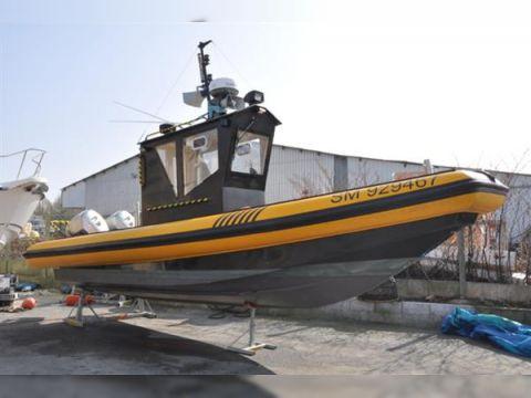 Sea Start 750 Rib