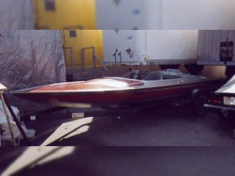 Sleekcraft Speed Boat