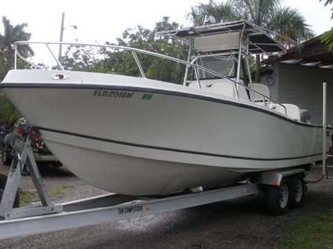 Mako 26 Cc For Sale Daily Boats Buy Review Price