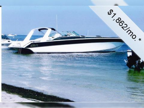 Merrill Power Boats 53 Ultima Offshore