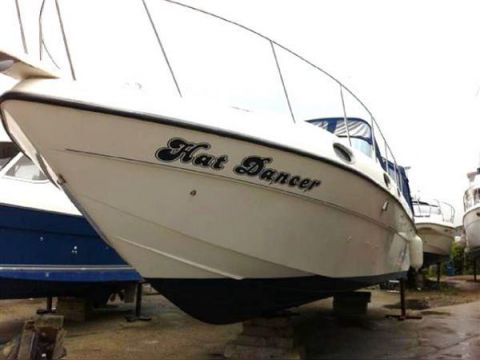Gulf craft ambassador 36 for sale daily boats buy for Gulf craft boats for sale