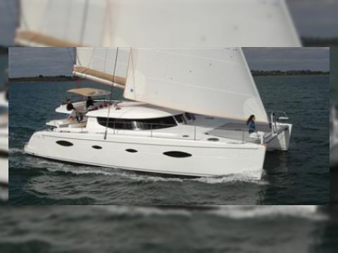 Fountaine Pajot Salina 48 Review Review Fountaine Pajot Salina