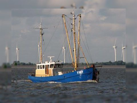 Cutter,work ship anchor net fishing