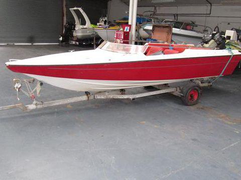 Shakespeare Speed Boat