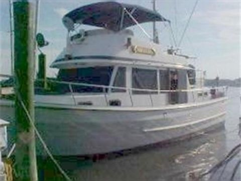 Present Yachts Double Cabin Trawler