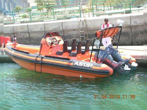 Asis 6.5M Solas Rescue Boat